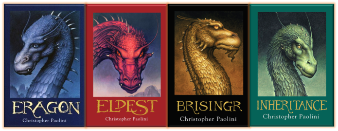 Image result for The Inheritance Cycle